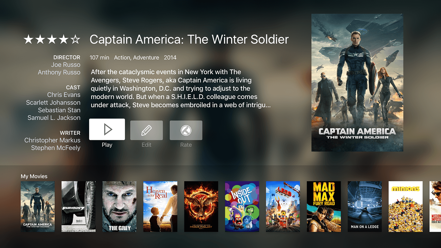 Infuse 4 for Apple TV - Now Available | Firecore